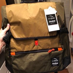 Flowfold x LL Bean Backpack